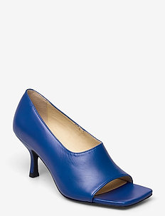 AubreeGZ pumps - peeptoes - french blue