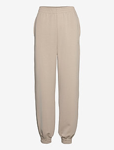 ChrisdaGZ HW pants - sweatpants - pure cashmere