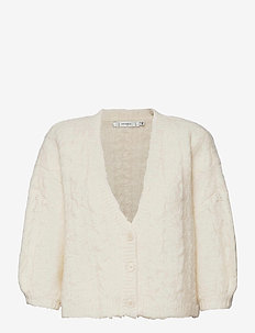 DoaGZ ss cardigan MS21 - cardigans - off white