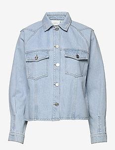 DacyGZ shirt - kleding - light blue vintage