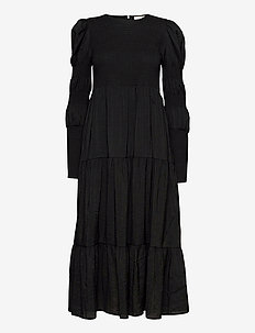 MazziGZ ls dress MS21 - aftonklänningar - black