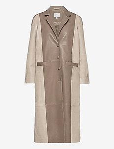 RoxanneGZ long blazer - light coats - pure cashmere