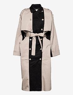 MaiGZ trenchcoat - trenchcoats - pure cashmere
