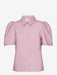 HalioGZ ss shirt - kortærmede skjorter - fragrant lilac