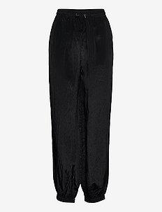 CleoGZ HW pants - casual bukser - black