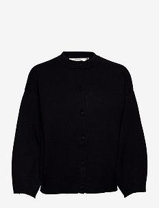 TalliGZ box cardigan - cardigans - black