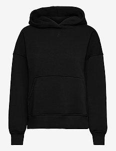 RubiGZ hoodie NOOS - sweatshirts & hættetrøjer - black