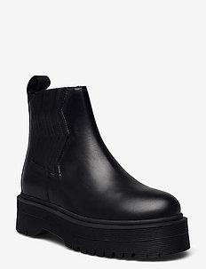 MarleeGZ short boots - flache stiefeletten - black
