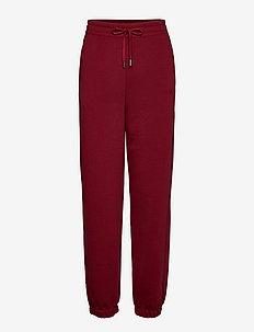RubiGZ HW pants - tøj - red rhubarb