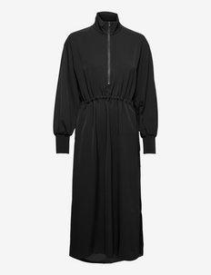 SigridGZ dress - sommerkjoler - black