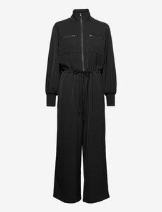 SigridGZ jumpsuit - rõivad - black
