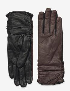 RubyGZ short gloves - hansker - coffee bean
