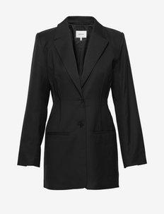 AliciaGZ blazer - enkeltspent blazer - black