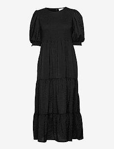 MazziGZ ss dress - sommerkjoler - black