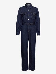 DilenkaGZ jumpsuit - klær - dark blue rinse