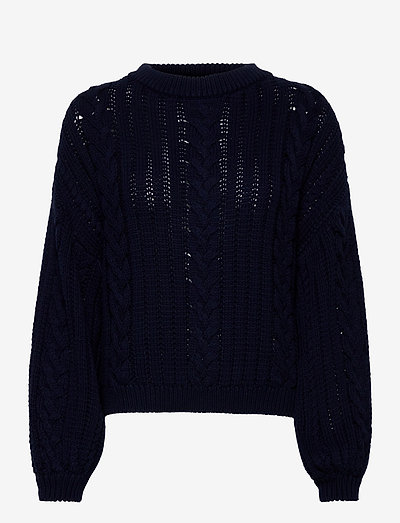 EloisGZ pullover MA20 - sweaters - peacoat