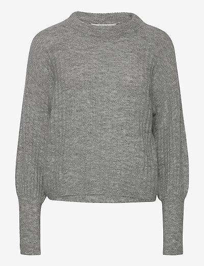 AlpiaGZ pullover NOOS - trøjer - high-rise grey melange