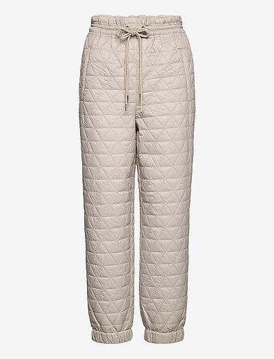 NilleGZ HW pants - sweatpants - pure cashmere