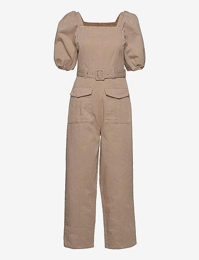 BellioGZ jumpsuit - clothing - pure cashmere