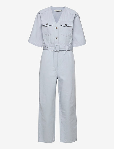 KataGZ jumpsuit HS21 - clothing - xenon blue