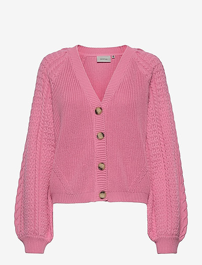 ViolaGZ cardigan - cardigans - cashmere rose
