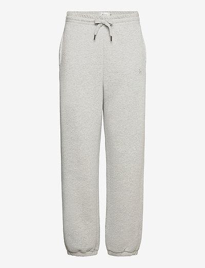 RubiGZ HW pants NOOS - tøj - grey melange