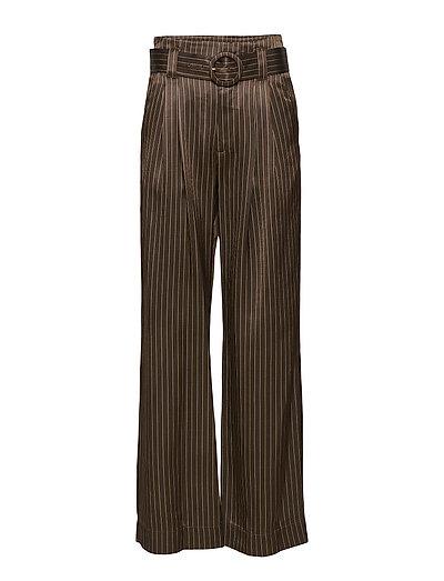 Strika pants MA18 - BROWN STRIBE