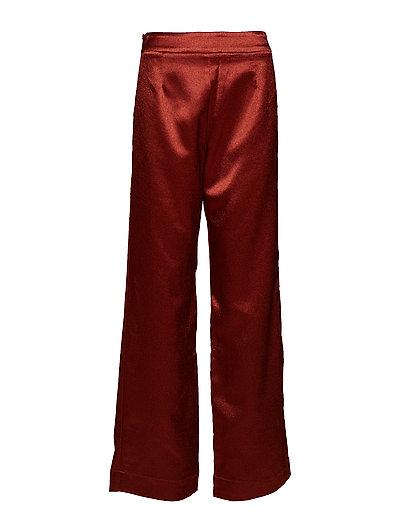 Nicola pants YE18 - BURNED