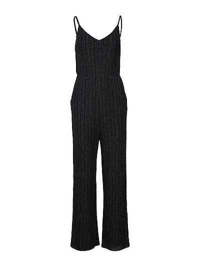 Luretta jumpsuit YE18 - BLACK