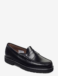 GH WEEJUN 90 LARSON PENNY - loafers - black lthr