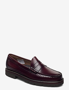 GH WEEJUN 90 LARSON PENNY - loafers - wine lthr