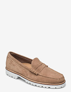 GH WEEJUN 90 LARSON SUEDE - shoes - earth suede