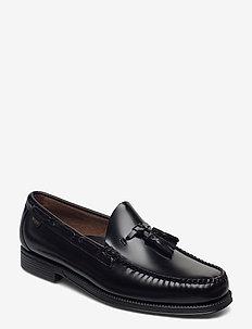 GH WEEJUN II LARKIN MOC TASSEL - loafers - black lthr