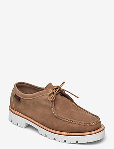 GH RANGER MOC WALLACE SUEDE - chaussures - earth suede