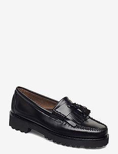 WEEJUN 90 Esther Kiltie - loafers - black lthr