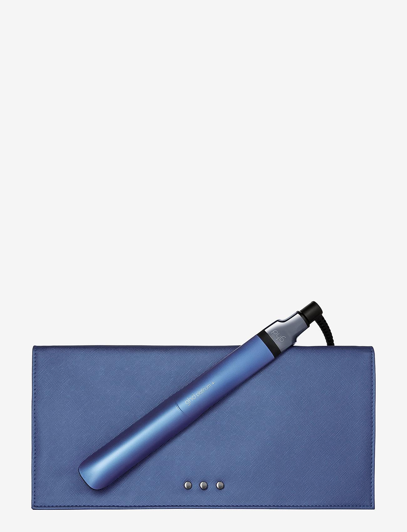 GHD - ghd upbeat Platinum+ cobalt blue styler - glattejern - cobalt blue - 0