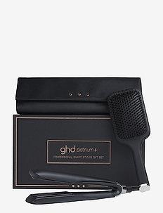ghd Platinum+ Gift Set (black) - NO COLOUR