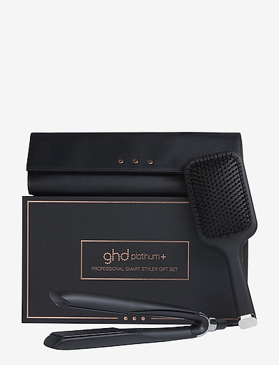 ghd Platinum+ Gift Set (black) - NO COLOUR