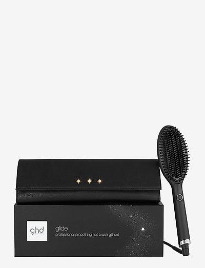 Ghd Glide Hot Brush Gift Set - muotoilu - black