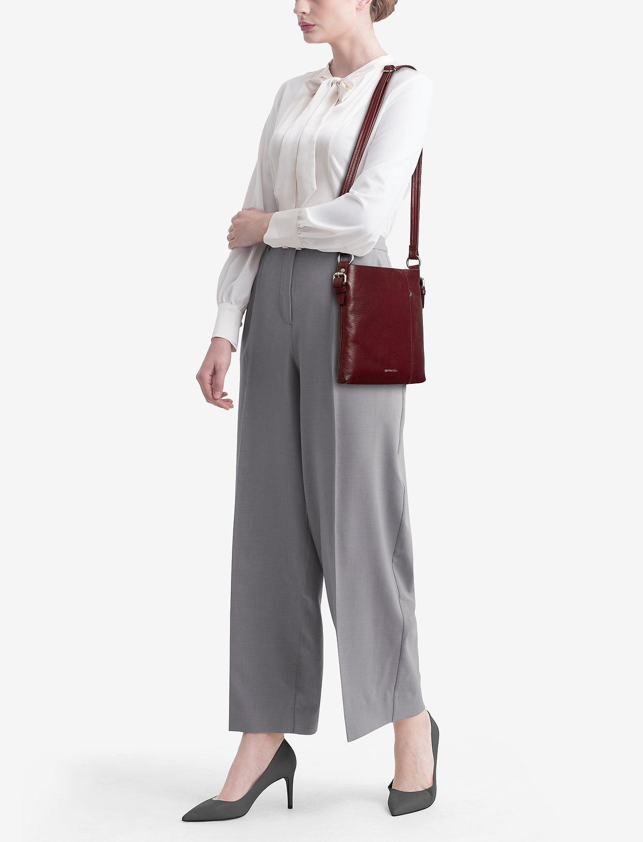 GiGi Fratelli Romance shoulderbag / crossbody bag - RUBINO