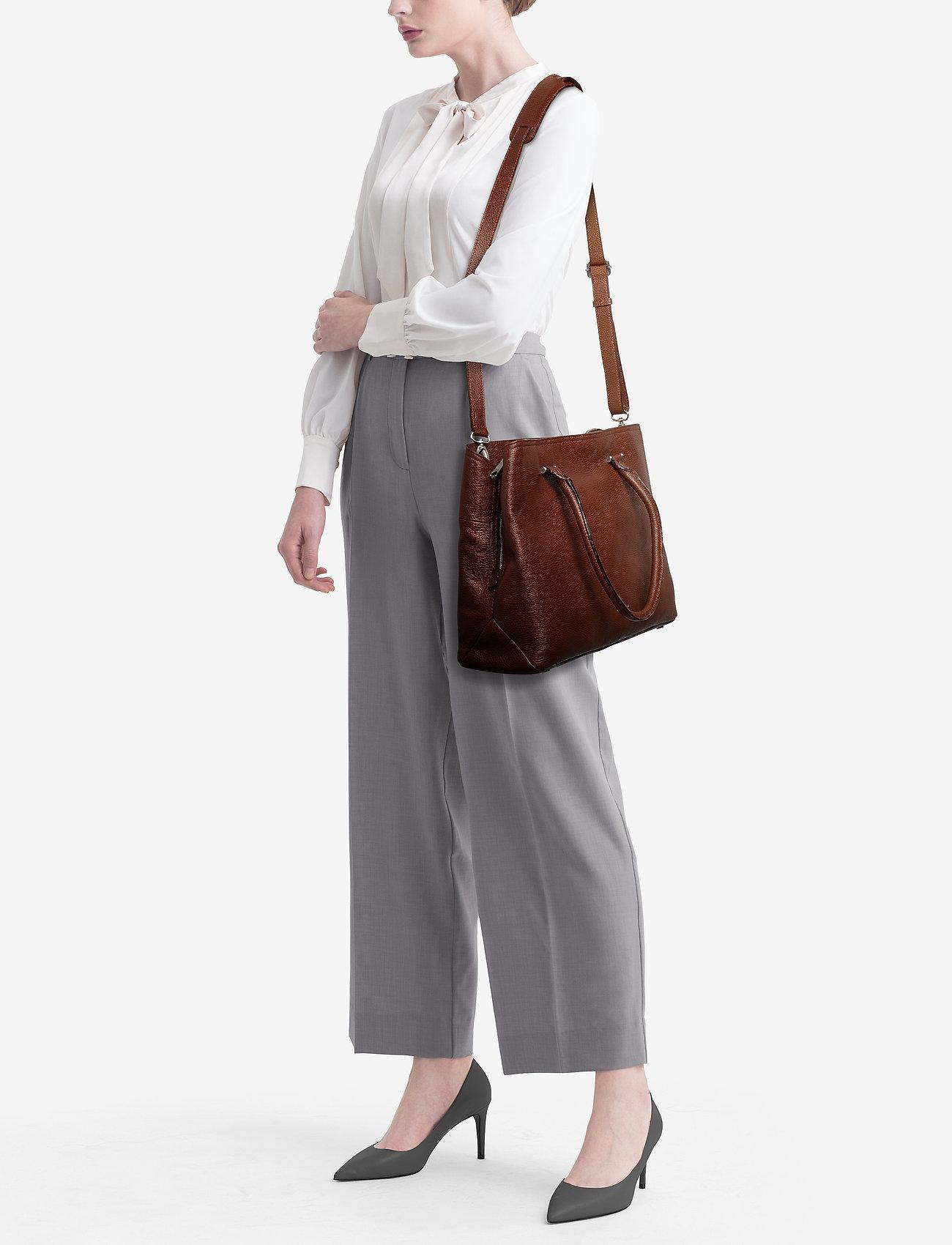 "GiGi Fratelli Romance 15""Businessbag - BRANDY"