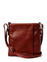 Romance shoulderbag / crossbody bag - BRANDY