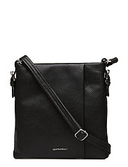 Romance shoulderbag / crossbody bag - BLACK