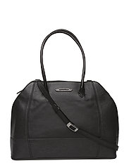 Mix Handbag - ALL BLACK