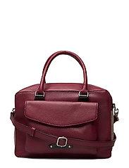 Handbag - RUBINO/SUEDE
