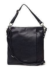 Romance Hobo Shoulderbag - NAVY