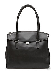 Romance shoulderbag - BLACK