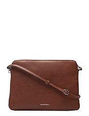 Romance Flat bag - BRANDY