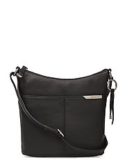 Sauvage Shoulderbag - BLACK