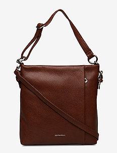 Romance Hobo - torebki z uchwytem - brandy